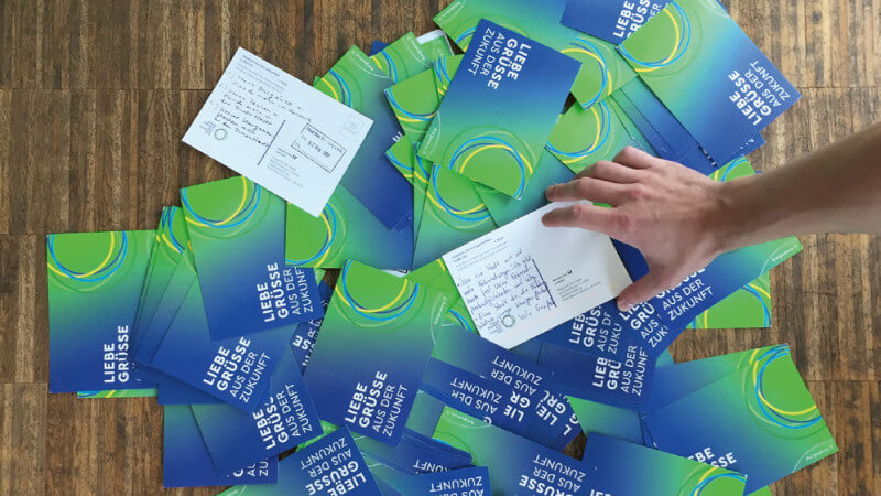 Postkarten zu Fokus Zukunft 2030 Bad Homburg