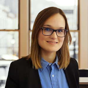 Employee photo of Anna Schöllhorn of horst weyer und partner gmbh