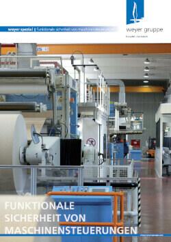 weyer spezial zum Thema funktionale Sicherheit von Maschinensteuerungen