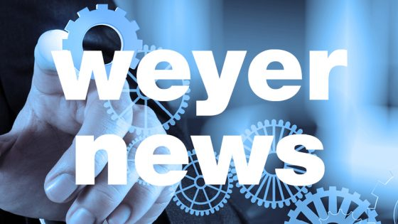 Artikel des Quartalsnewsletters weyer news der weyer gruppe
