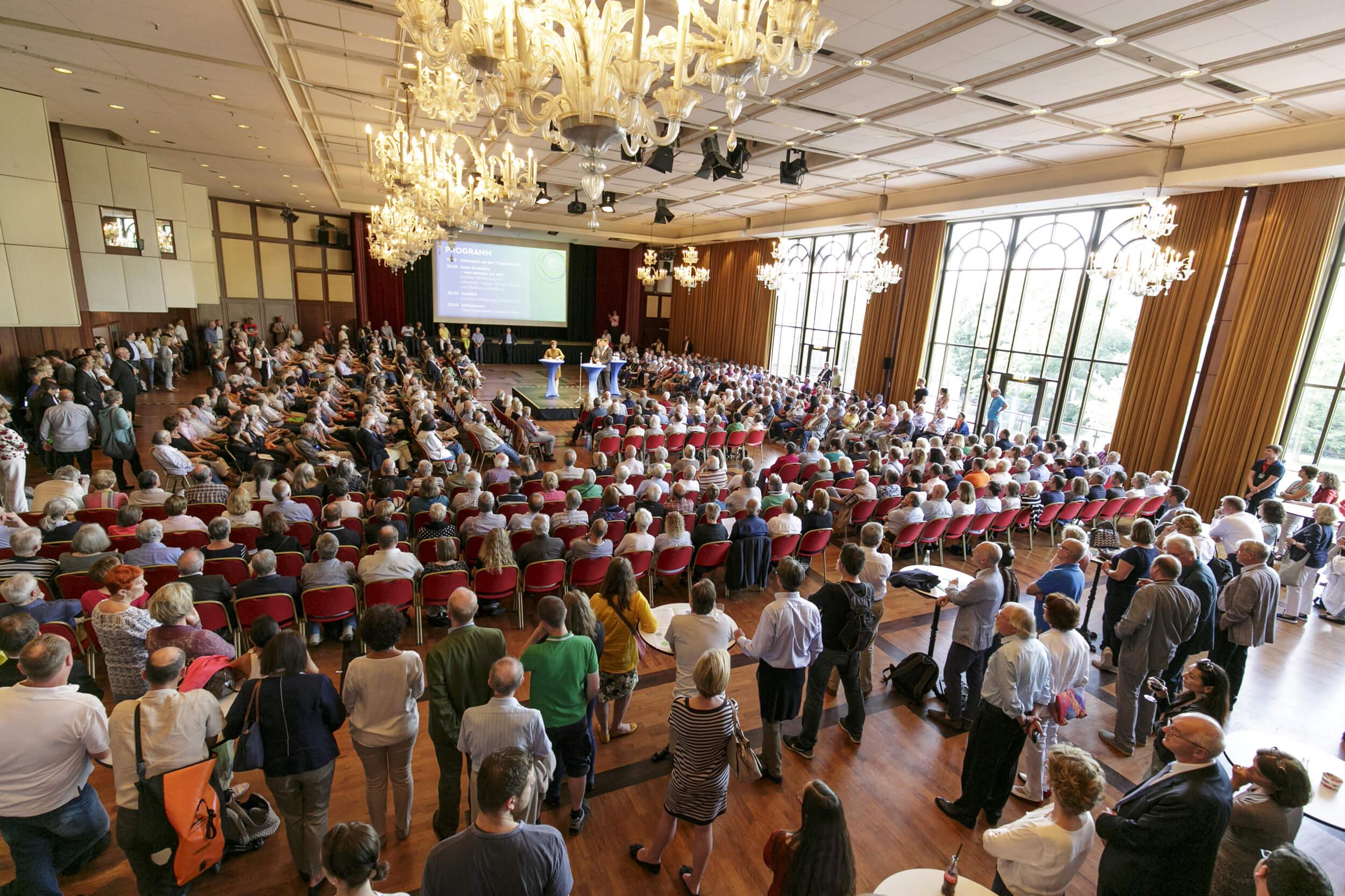 Fokus Zukunft: Bad Homburg 2030 - über 650 Teilnehmer und Teilnehmerinnen!