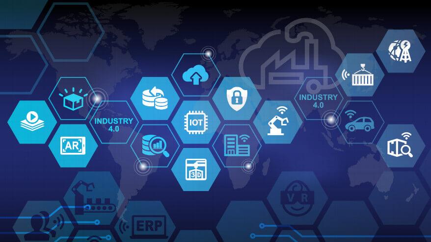 Industrie 4.0 Digitalisierung