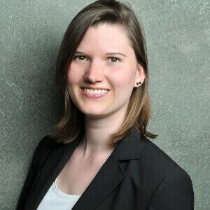 Mitarbeiterfoto von Verena Hoppe