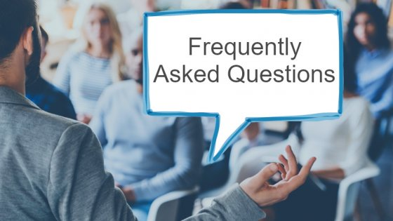 Frequently Asked Questions Article Series